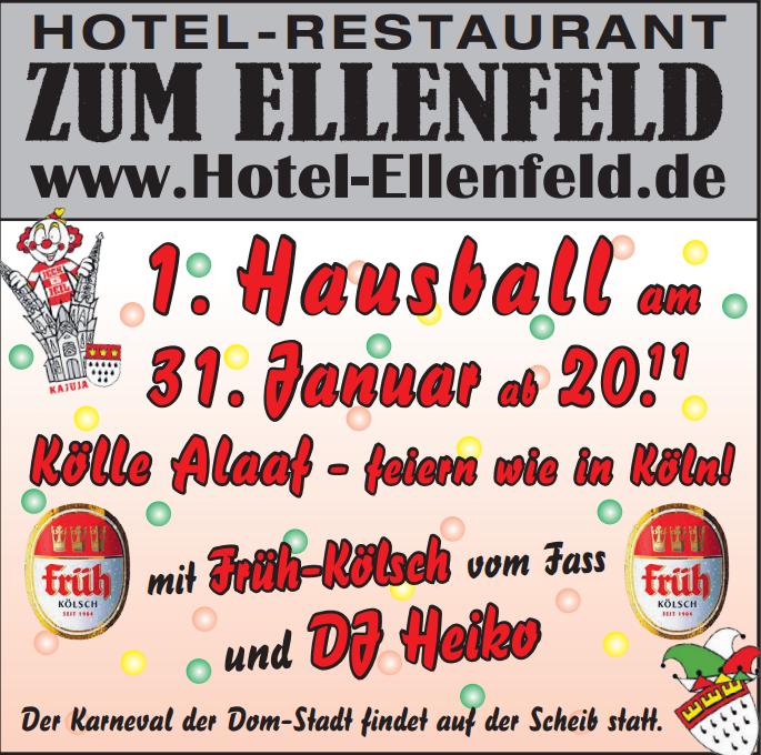hausball2015
